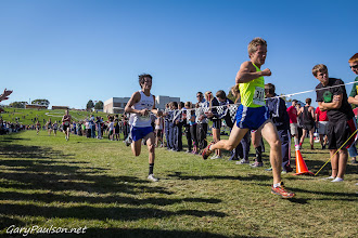Photo: Boys Varsity - Division 1 44th Annual Richland Cross Country Invitational  Buy Photo: http://photos.garypaulson.net/p487609823/e4603d698
