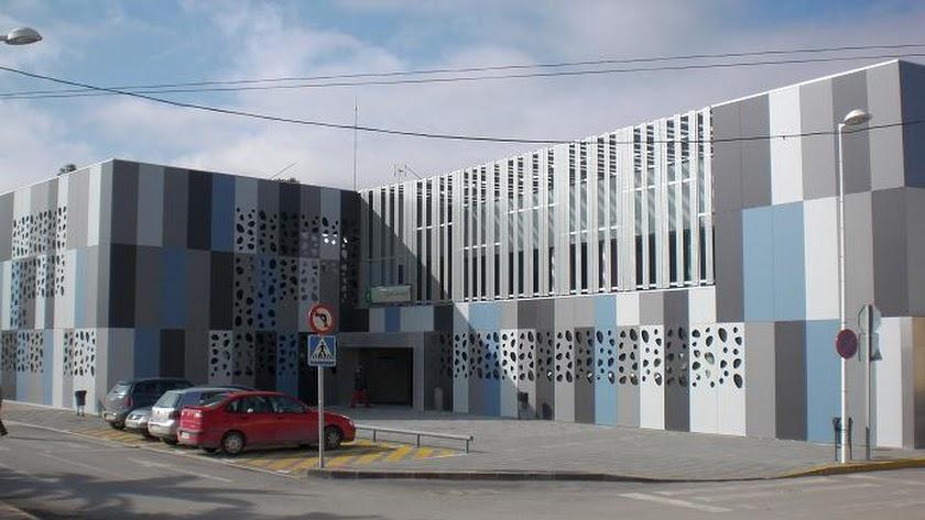 Instalaciones del Centro de Salud pulpileño.