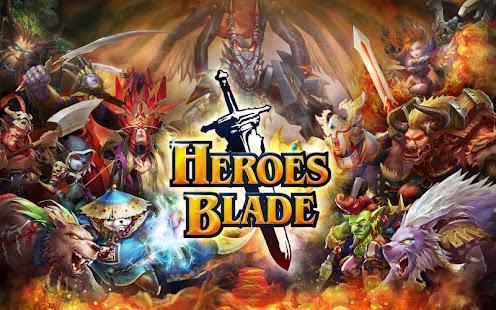 Heroes Blade mod apk