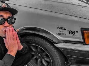 カローラレビン AE86 GT-APEXのカスタム事例画像 オヤジJr.【OYAGE Jr.】さんの2020年12月24日19:28の投稿