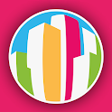 Bubblo - Top 5 Places Near You icon