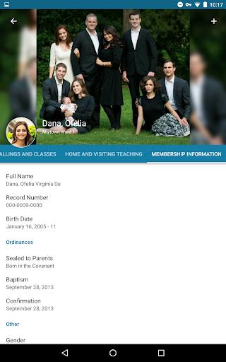 Member Tools screenshot 16