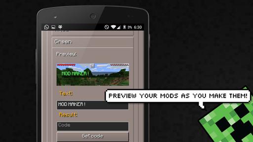 Mod Maker for MCPE Free