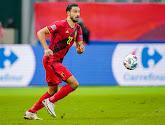 Nacer Chadli blijft in Tubeke en reist niet mee af naar Sevilla voor het duel tussen de Rode Duivels en Portugal
