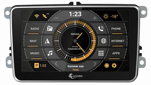 AGAMA Car Launcher screenshot 17