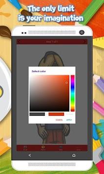 Draw & Color Subway Surf