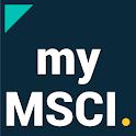 My MSCI icon