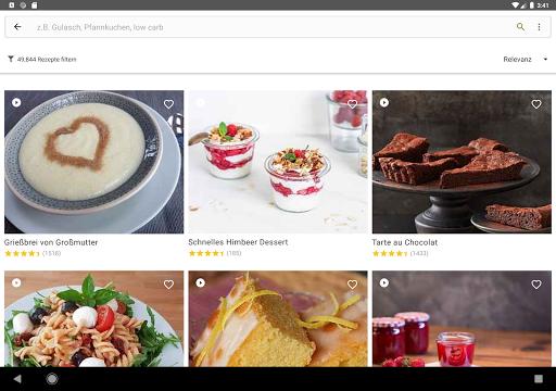 Chefkoch - Rezepte & Kochen  screenshots 10
