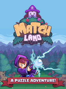 Match Land: Puzzle RPG Screenshot