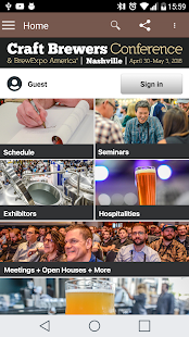 Craft Brewers Conference for PC-Windows 7,8,10 and Mac apk screenshot 2
