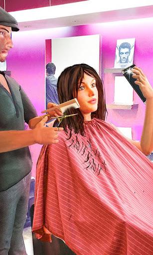 Girls Haircut, Hair Salon & Hairstyle Games 3D 1.4 screenshots 4