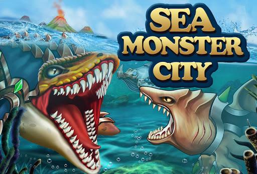Sea Monster City  screenshots 6