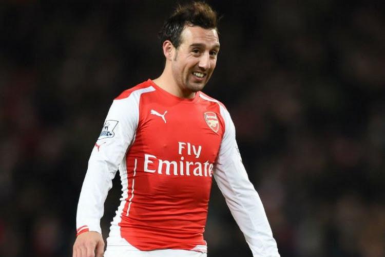 Santi Cazorla et Arsenal, c'est fini