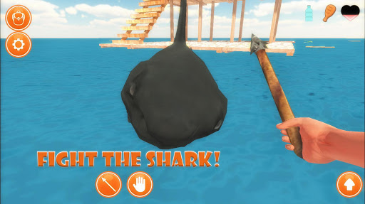 Raft Survival Simulator 1.0.05 screenshots 6