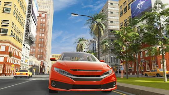 Car Simulator Civic: City Driving Mod Apk (No Ads) 5