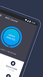AVG Cleaner – Junk Cleaner, Memory & RAM Booster Screenshot