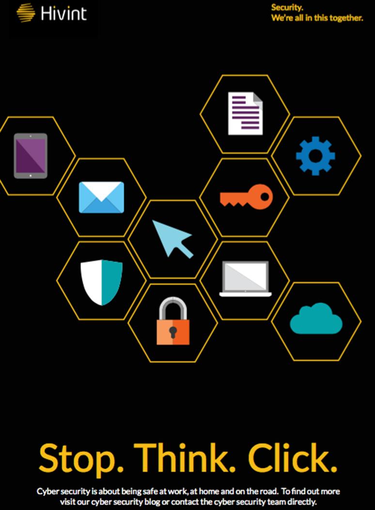 Hivint security awareness services