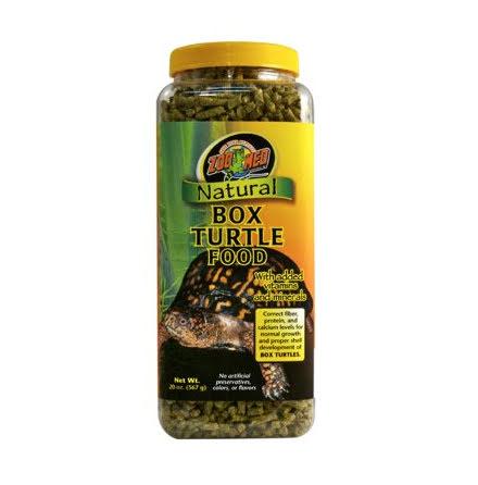 Natural Boxturtle Food 567g