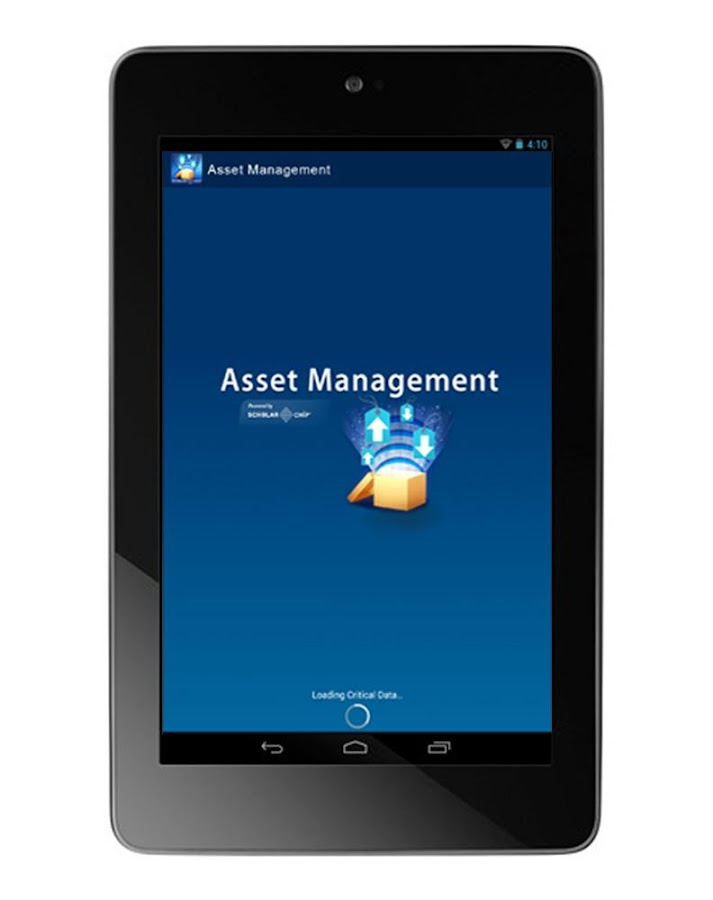 Asset Management- screenshot