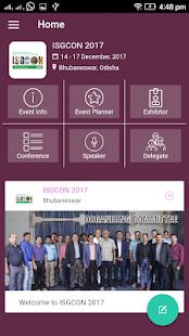 ISGCON 2017 - náhled