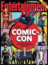 EW Comic-Con Special Issue 2013