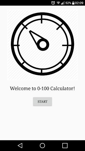 玩免費遊戲APP|下載Calculator 0-100KM/h app不用錢|硬是要APP