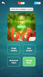 Football Quiz – Guess players, clubs, leagues 5