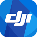 DJI GO--For products before P4 icon