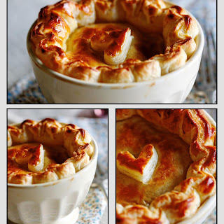 Sausage Puff Pastry Pie Recipes.