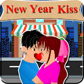 Kissing Game-New Year Fun