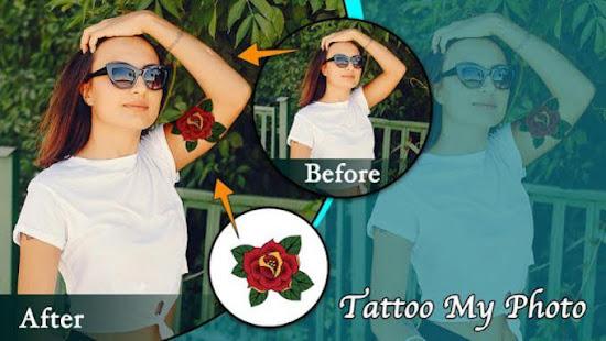 Download Tattoo Photo Editor & Maker - Tattoo On My Photo For PC Windows and Mac apk screenshot 2