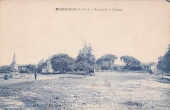 Photo: 82 - Montricoux  Avant la guerre 39-45