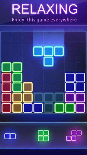 Glow Block Puzzle 1.8.6 screenshots 2