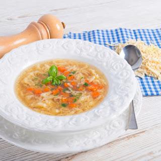Healing Chicken Soup.
