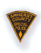 Photo: Amherst County Special Police (Defunct)