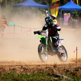 Motorcross. by Awang Kassim - Sports & Fitness Motorsports ( auto race, sport )