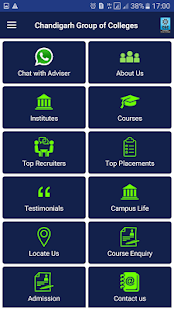 Chandigarh Group Of Colleges- screenshot thumbnail