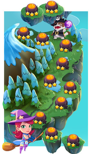Bubble Witch 3 Saga - screenshot