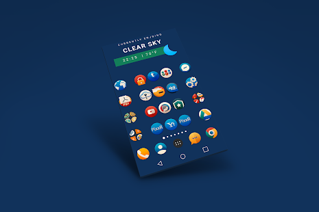 PixxR Icon Pack Screenshot