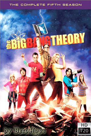 The Big Bang Theory Temporada 5 [720p] [Latino-Ingles] [MEGA]