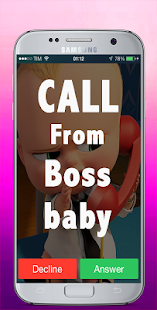 Тһе boss baby call Vid (( OMG HE ANSWERED )) - náhled