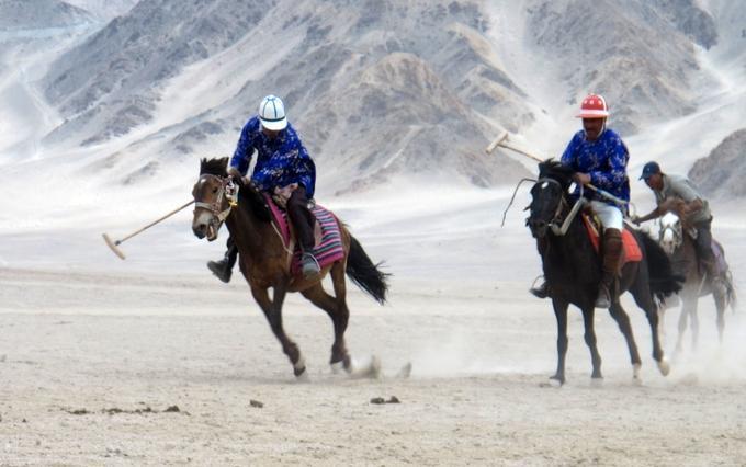 Ladakh Festival Polo iyaatra holidays