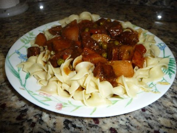 Cathy's Beef Stew Recipe