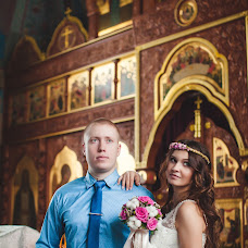 Wedding photographer Olga Kartashova (Cherera). Photo of 09.02.2016