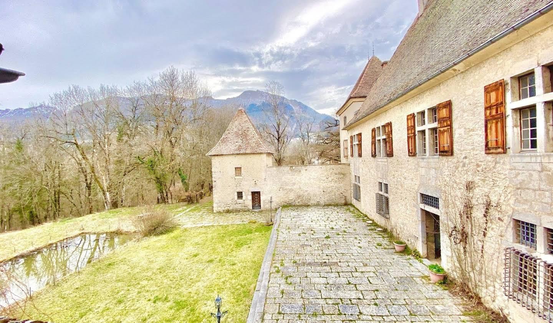 Castle Saint-Paul-lès-Monestier