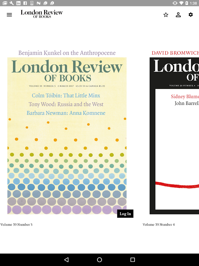 London Review of Books- screenshot