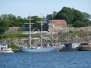 Photo: Oslo, Blick auf Akerhus-Festung