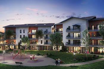 Appartement 3 pièces 69,62 m2