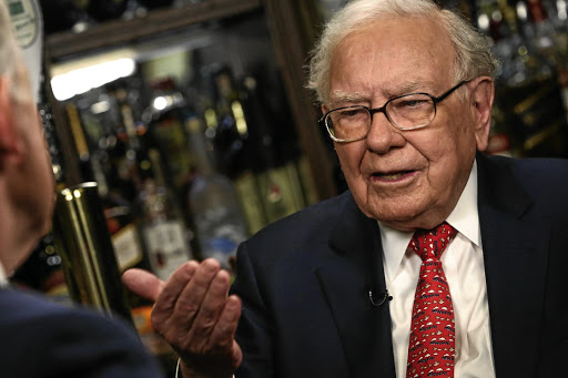 Warren Buffett (87) has run Berkshire since 1965. Picture: BLOOMBERG/CHRISTOPHER GOODNEY