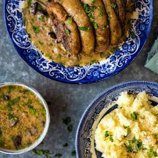 Beef Brisket Gravy Mushrooms Recipes